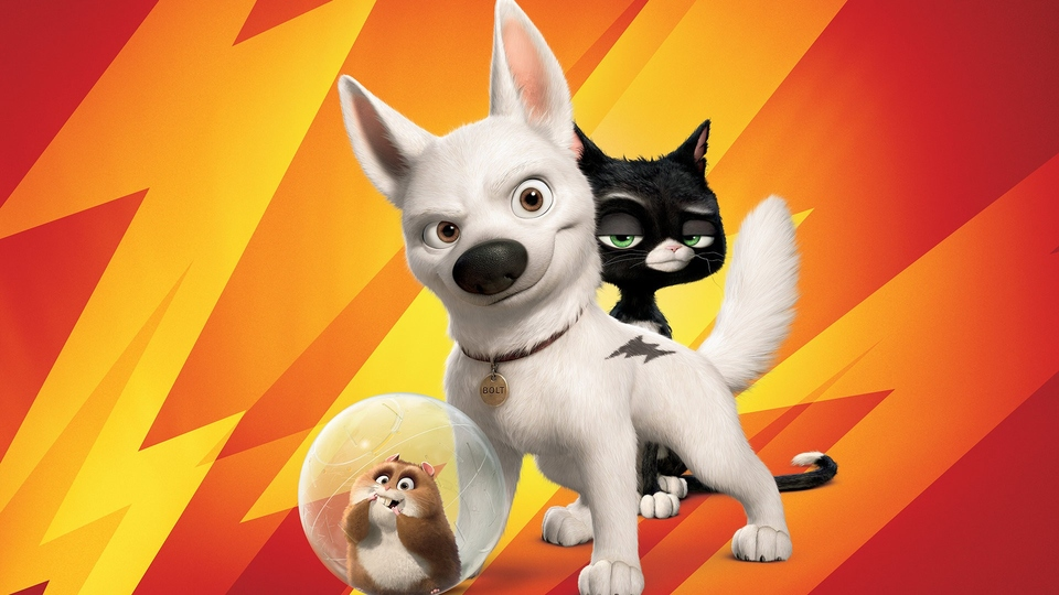 Film Bolt - pes pro každý případ