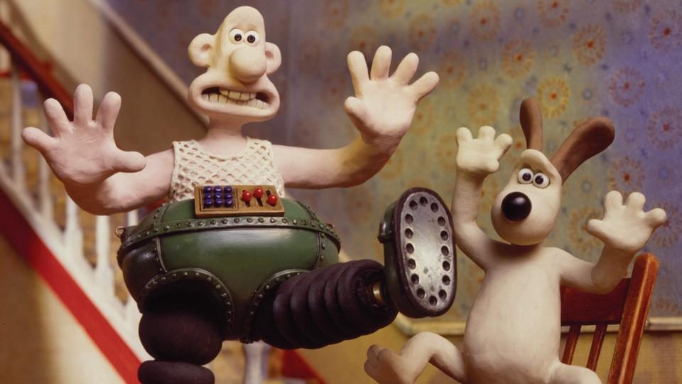 Wallace & Gromit: Nesprávné kalhoty