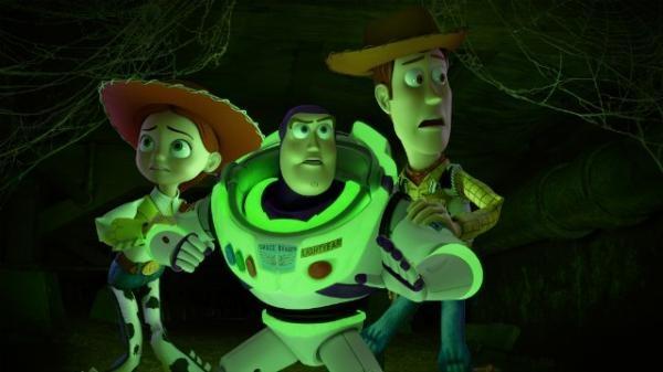 Toy Story: Strašidelný příběh hraček