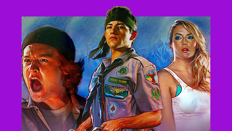 Film Scouts vs. Zombies
