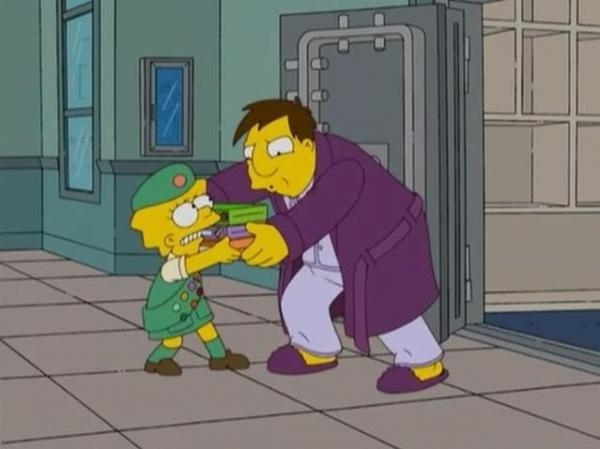 Die Simpsons  XIX (16)