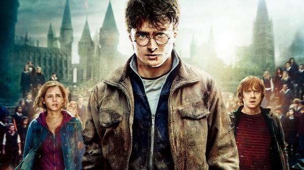 Harry Potter a relikvie smrti - 2.část