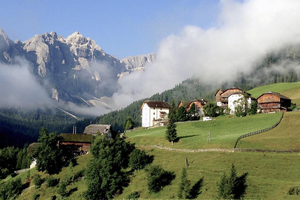 Dokument Krásy Jižního Tyrolska