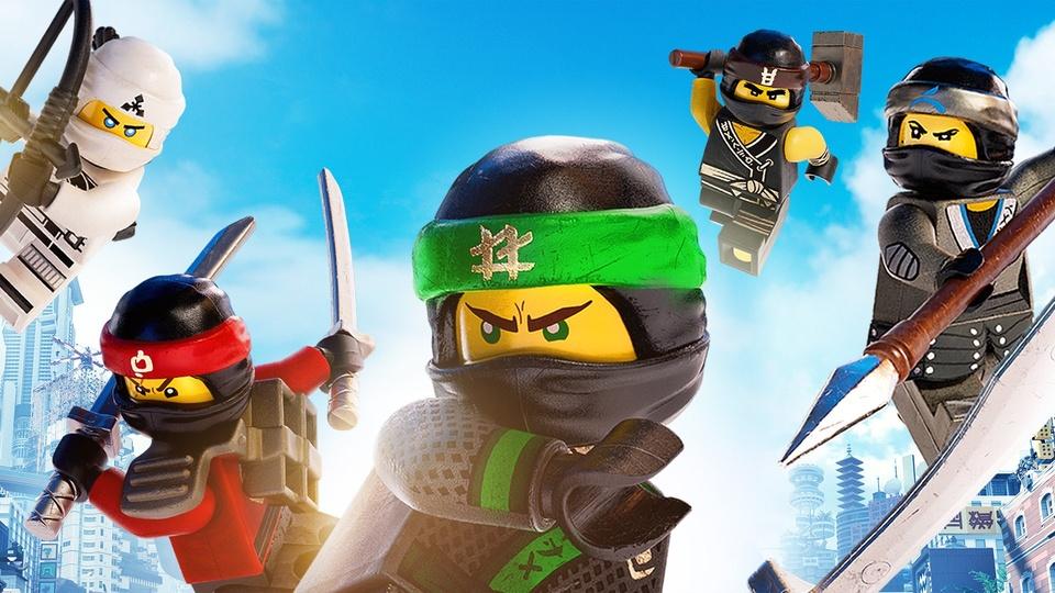 Film Lego Ninjago Film