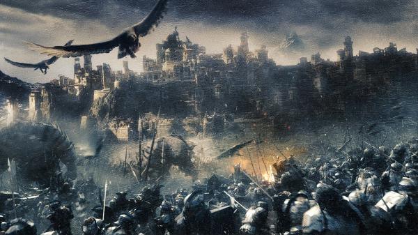 Hobit: Bitka pet vojski