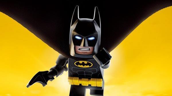 Lego Batman vo filme