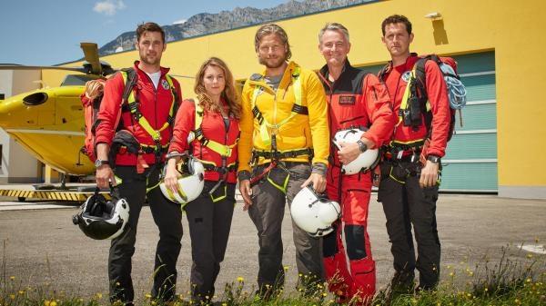 Záchranáři z hor