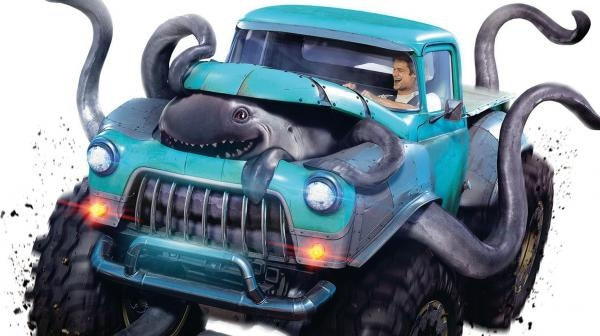 Monster Trucks: Divoká jízda