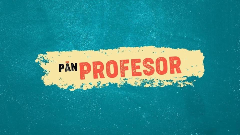 Seriál Pán profesor