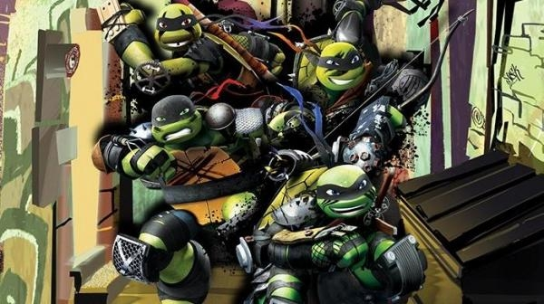 Želvy Ninja