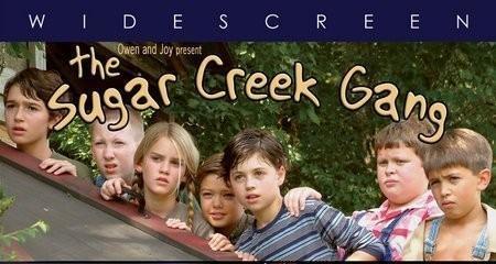 Banda iz Sugar Creeka: Tajno skrovište