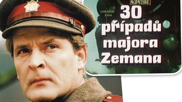Seriál 30 případů majora Zemana