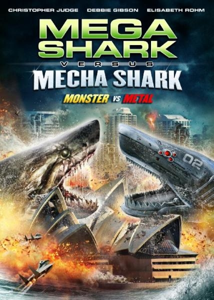 Sleduj online akční, horor, science fiction, thriller Mega Shark vs. Mecha Shark na Barrandov News!