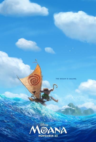 Vaiana: Potraga za mitskim otokom
