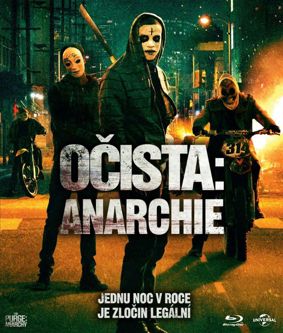 Film Očista: Anarchie