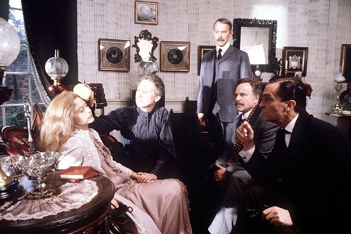 Seriál Návrat Sherlocka Holmese