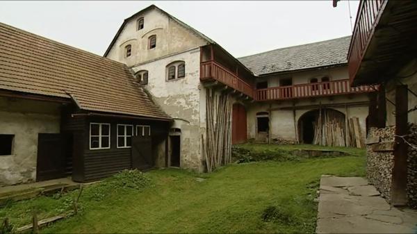 Zemědělská usedlost Borovnice