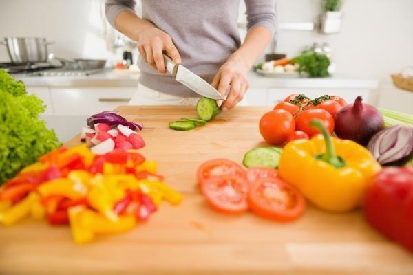V Májině kuchyni