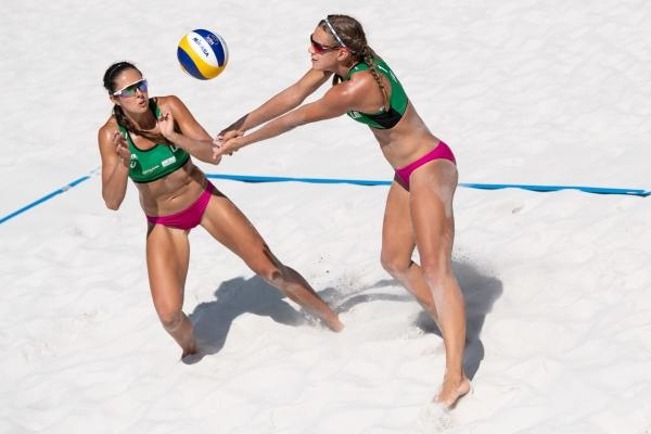 FIVB Beach Volleyball – Tokio