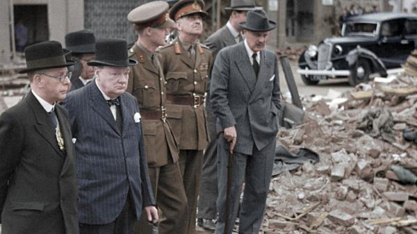 Najvažniji događaji Drugog svjetskog rata u boji