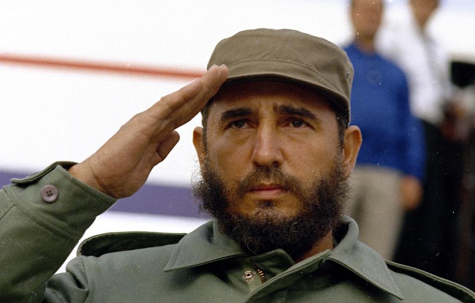 Documentary Fidel Castro očima filmařů