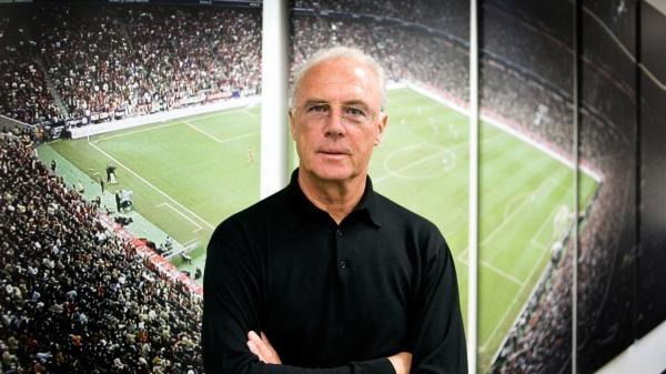 Futbaloví Velikáni - Beckenbauer