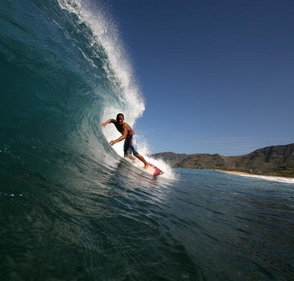 Výzva - Surfovanie v Rio de Janeiro
