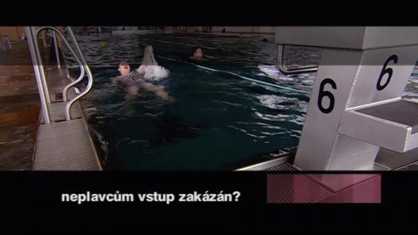 Neplavcům vstup zakázán?