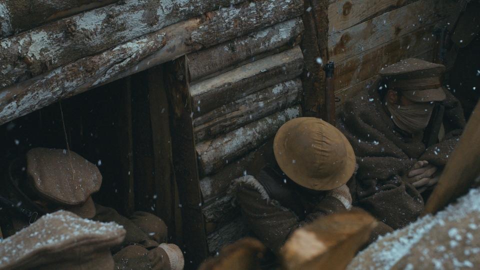 Dokument Válka nad zákopy