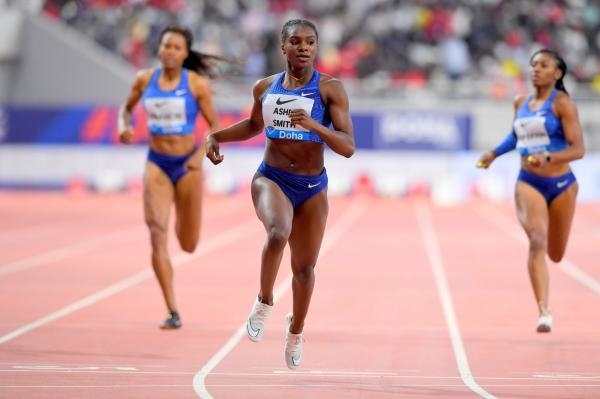 Atletika: IAAF Diamond League 2019 6.6.2019