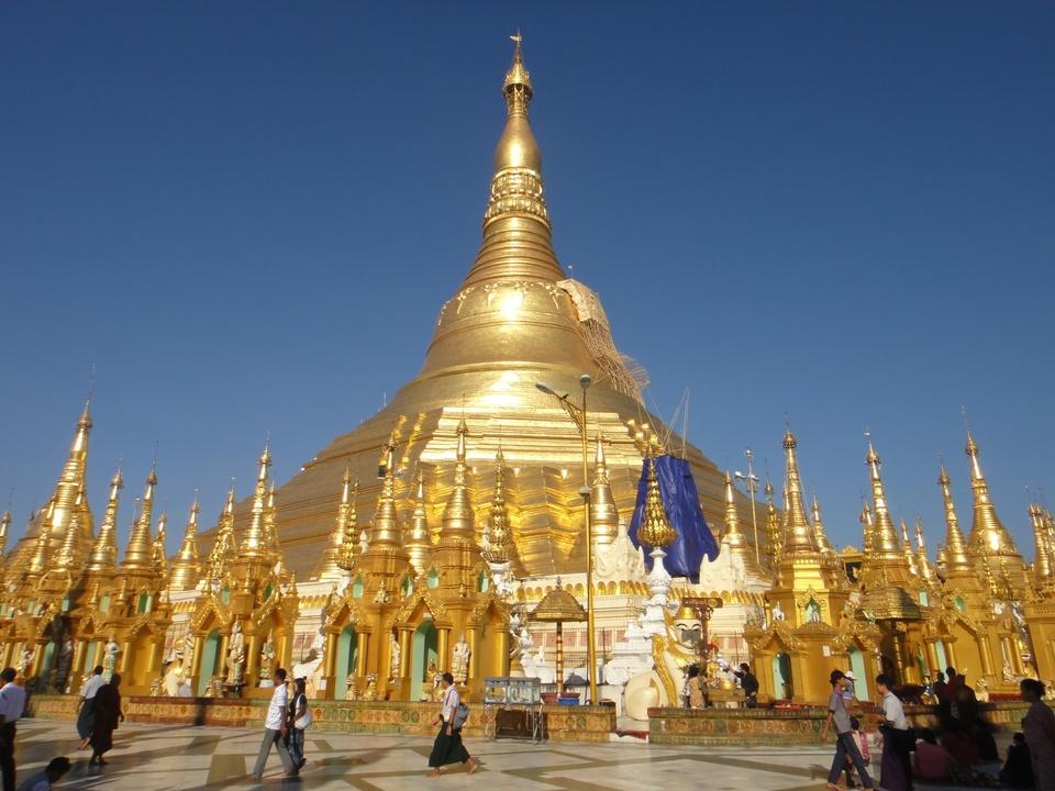 Dokument Pugam, město tisíců chrámů
