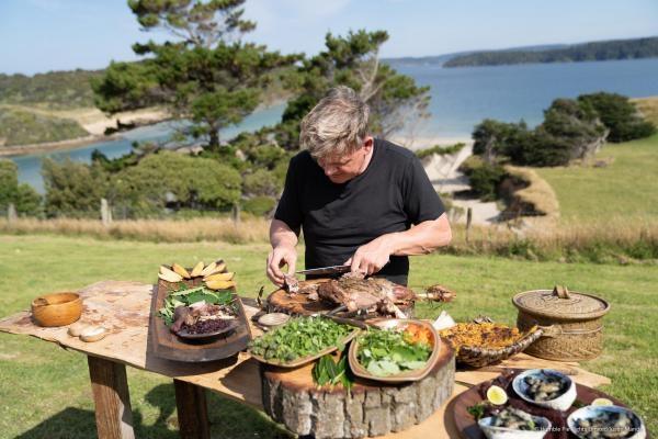 Gordon Ramsay: Neistražene kuhinje