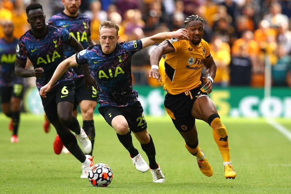 Wolverhampton Wanderers - Tottenham Hotspur