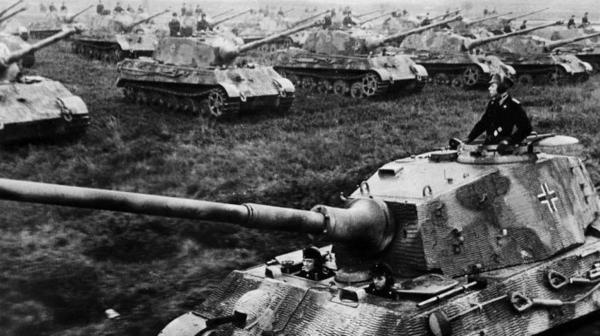 Jak nacisté prohráli válku