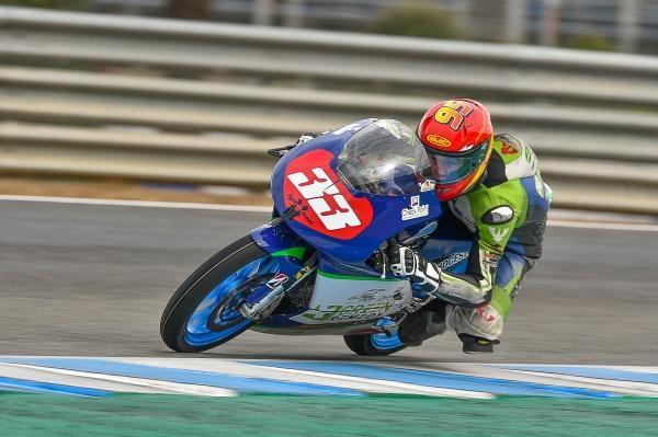 Filip Řeháček: Cesta do MS motocyklů