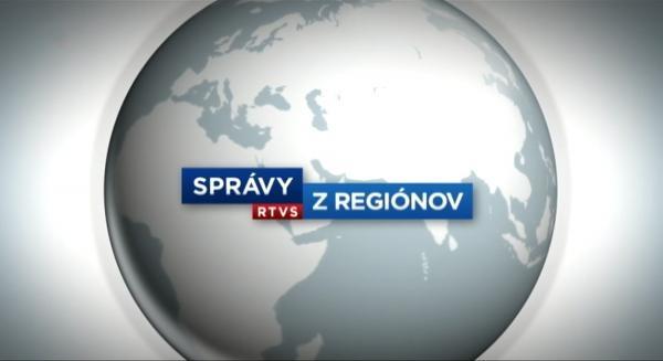 Správy RTVS z regiónov