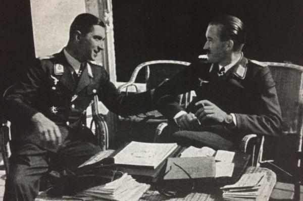 Stíhací esa Luftwaffe