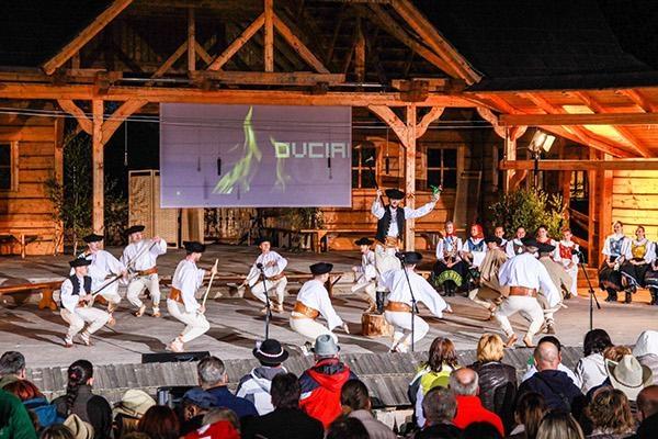 Folklórny festival Heľpa 2014