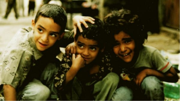 Irák - Válka, láska, Bůh a šílenství