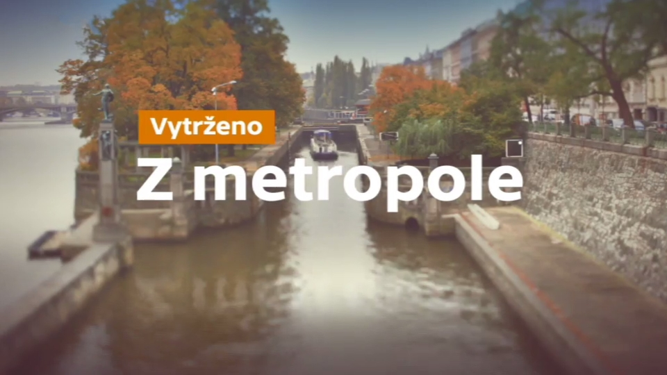 Vytrženo z metropole