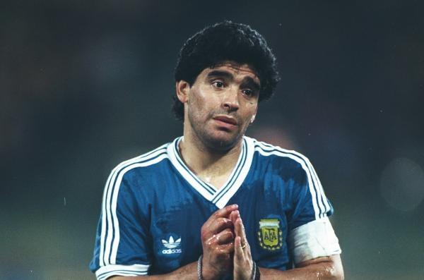 Futbaloví Velikáni - Maradona