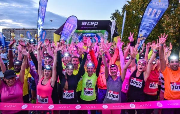 Sport v regionech: NN Night Run Praha